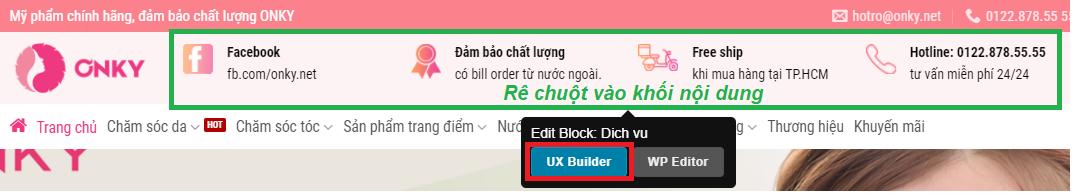 Tài Liệu Chỉnh Sửa Website